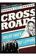 DVD Taylor Swift & Def Leppard - Crossroads
