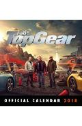 2018 Top Gear Desk Easel Calendar