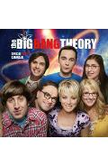 2018 Big Bang Theory Square Calendar