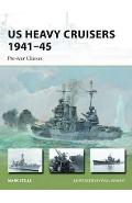 US Heavy Cruisers 1941-45 - Pre-war Classes