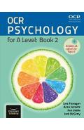 OCR Psychology for A Level: Book 2 -