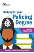 Studying for your Policing Degree - Jane Bottomley
