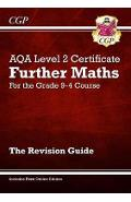 New Grade 9-4 AQA Level 2 Certificate: Further Maths - Revis