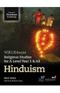 WJEC/Eduqas Religious Studies for A Level Year 1 & AS - Hind -