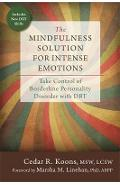 Mindfulness Solution for Intense Emotions - Cedar R Koons