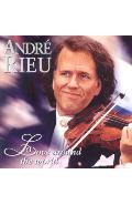 CD Andre Rieu - Love Around The World