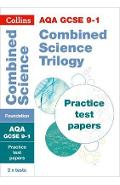 GCSE Combined Science Foundation AQA Practice Test Papers
