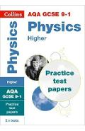 GCSE Physics Higher AQA Practice Test Papers