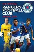 Official Rangers Annual 2020 -