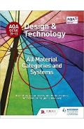 AQA GCSE (9-1) Design and Technology: All Material Categorie