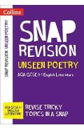 Unseen Poetry: New GCSE 9-1 English Literature AQA