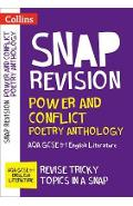 Power & Conflict Poetry Anthology: New GCSE Grade 9-1 AQA En