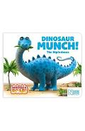 Dinosaur Munch! The Diplodocus