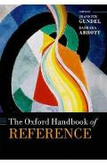 Oxford Handbook of Reference