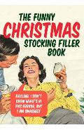 Funny Christmas Stocking Filler Book -