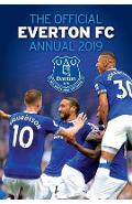 Official Everton FC Annual 2020 -