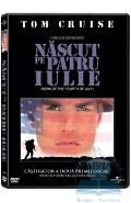 DVD Born On The Fourth Of July