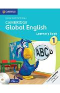 Cambridge Global English Stage 1 Learner's Book with Audio C