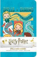 Harry Potter: Spells and Charms Ruled Pocket Journal -