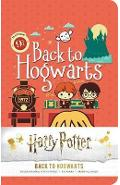 Harry Potter: Back to Hogwarts Ruled Pocket Journal -