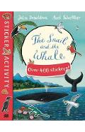 Snail and the Whale Sticker Book