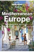 Lonely Planet Mediterranean Europe Phrasebook & Dictionary -