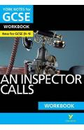 Inspector Calls: York Notes for GCSE (9-1) Workbook