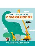 My First Book of Comparisons - Ana Seixas