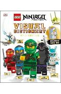 LEGO NINJAGO Visual Dictionary New Edition -