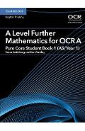 A Level Further Mathematics for OCR A Pure Core Student Book