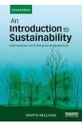 Introduction to Sustainability