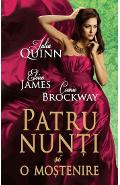 Patru nunti si o mostenire - Julia Quinn, Eloisa James, Connie Brockway
