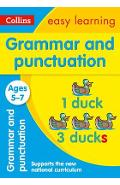 Grammar and Punctuation Ages 5-7