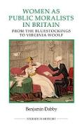 Women as Public Moralists in Britain