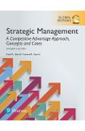 Strategic Management: A Competitive Advantage Approach, Conc