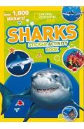 Sharks Sticker Activity Book -