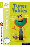 Progress with Oxford: Times Tables Age 6-7
