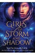 Girls of Storm and Shadow - Natasha Ngan