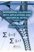 Differential Equations with Applications and Historical Note