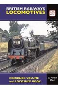 ABC British Railways Locomotives Summer 1960
