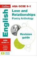 AQA GCSE Poetry Anthology: Love and Relationships