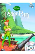 Disney - Peter Pan + CD Audio (Lectura: Stela Popescu)