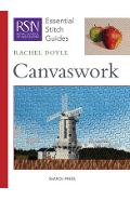 RSN Essential Stitch Guides: Canvaswork: Essential Stitch Guides - Rachel Doyle