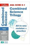 AQA GCSE Combined Science Trilogy Higher Tier All-in-One Rev