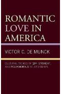 Romantic Love in America - Victor C de Munck