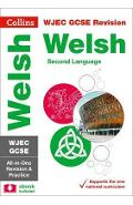 WJEC GCSE Welsh Second Language All-in-One Revision and Prac