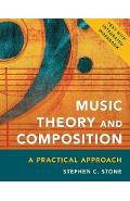 Music Theory and Composition - Stephen C Stone