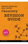 REVISE Edexcel AS/A Level Chemistry Revision Guide (with onl