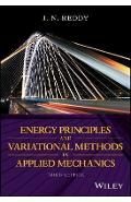 Energy Principles and Variational Methods in Applied Mechani