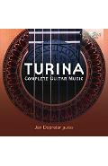 CD Turina - Complete guitar music